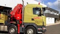 Transports Chenet Levage Manutention Transport à Veauche