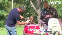 Tests physiques intensifs avant Marseille