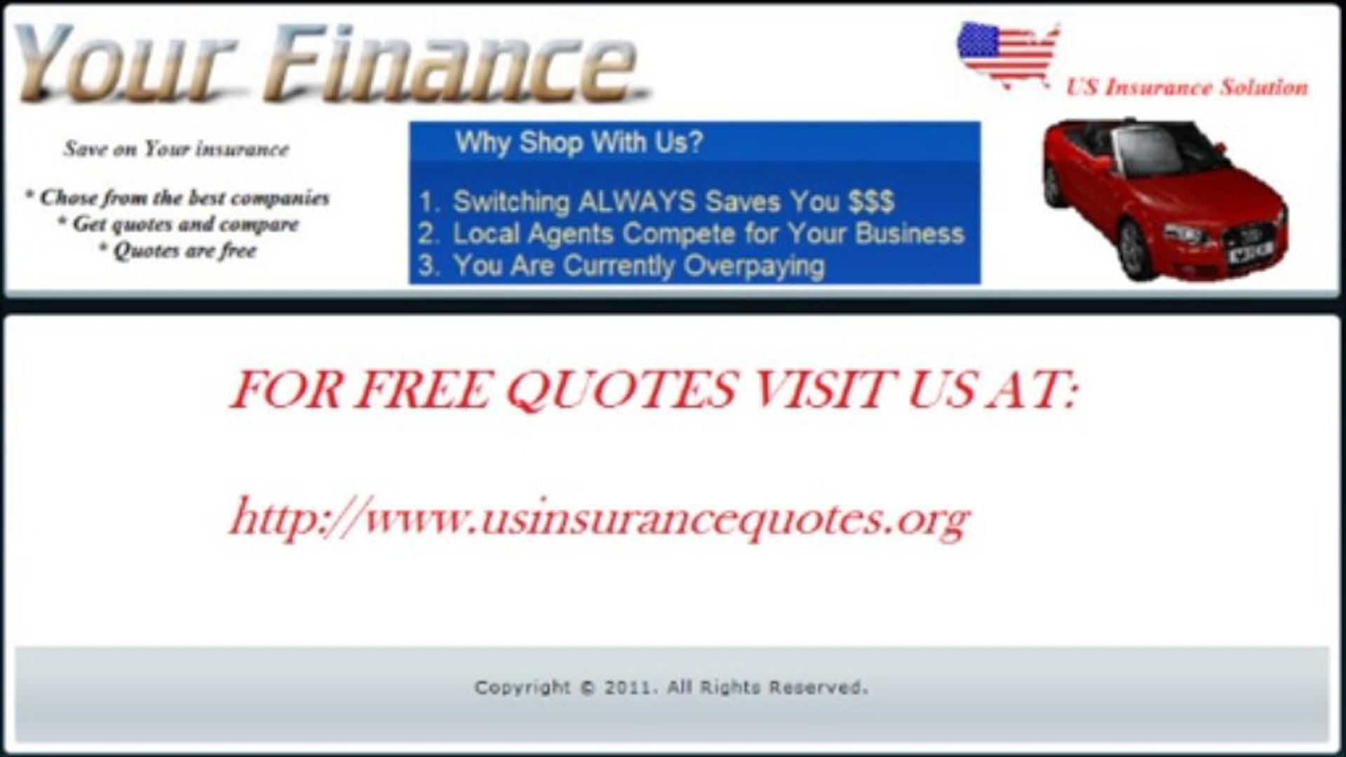 USINSURANCEQUOTES.ORG - Where can you get home insurance when you've had your policy cancelled