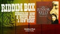 Junior Kelly - Giddion Red