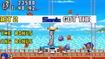 Sonic Advance - Sonic : Neo Green Hill Zone Act 2