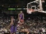 NBA - Best dunks of Vince Carter