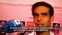Double buteur en amical, Kaka souhaite quitter le Real Madrid