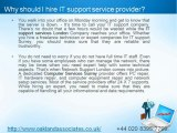 IT support services London, Computer Services Surrey