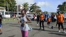 Mois du Sport : ZUMBA - samedi 04 mai 2013 place du 22 Mai du Robert