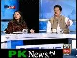 Kashif Abbasi & Hamid Mir exposing Shehbaz Sharif's Daughter for Rabia Imran