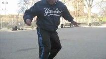 "Willie ""Marine Boy"" Estrada Rocking Freestyle 2013"