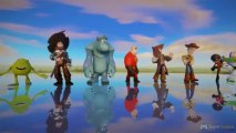 Disney Infinity - Creating Disney Infinity: The Toy Box