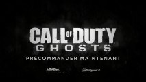 Call of Duty  Ghosts - Guerriers Masqués Teaser Trailer [FR]