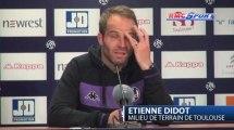 Ligue 1 / Les réactions de R. Garcia et E. Didot après Toulouse - Lille - 04/05