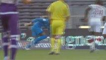TFC-LOSC - L'ouverture du score par Wissam Ben Yedder