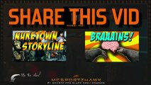 Black Ops 2 Zombies: Tranzit Easter Egg - The Next Step #MissionEE