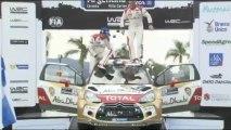 WRC, Argentine - Loeb, comme chez lui en Argentine