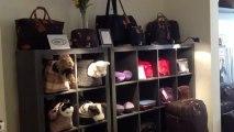 Collection LIFE et X BAG de Bric's France S'Cale Boutik maroquinerie bagage 28 av auber nice face à la gare thiers