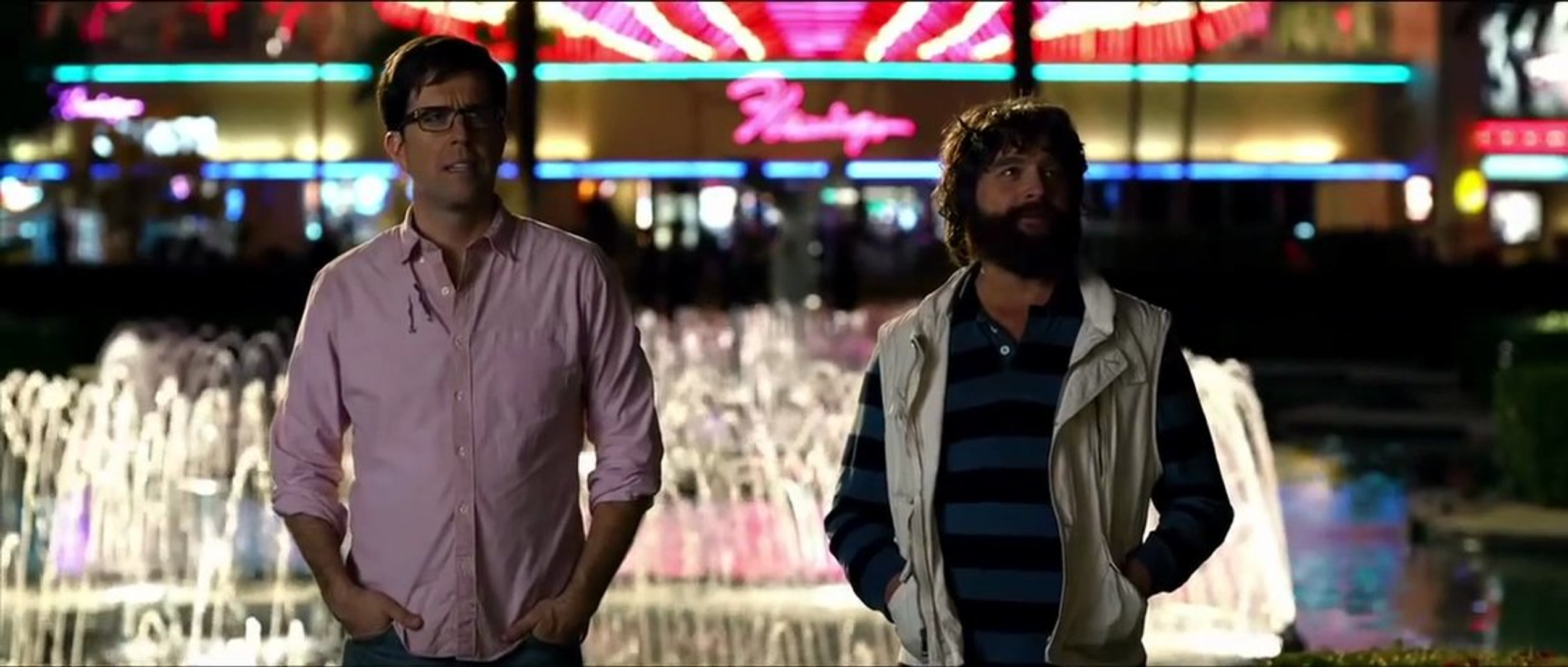 The Hangover Part III (2013) - TV Spot #2 [VO-HD]
