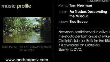 Tom Newman Music Profile