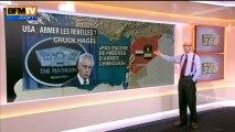 Harold à la carte: Syrie, la stratégie de la contre-offensive de Bachar al-Assad - 03/05