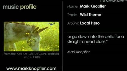 Mark Knopfler Music Profile