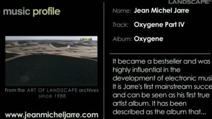 Jean Michel Jarre Music Profile