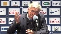 Carlo Ancelotti nie avoir dit à ses joueurs qu'il restait au PSG