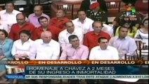 Maduro afirma que Chávez es sinónimo de justicia