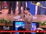السادة المحترمون: كلمة الفريق عبدالفتاح السيسي في عيد تحرير سيناء