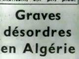 Algérie, 8 mai 1945:  massacre de Sétif et Guélma, point de départ de la rupture avec la métropole