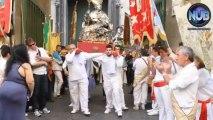 Video San Gennaro processione Maggio