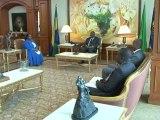 Audience du Président gabonais et du coordonnateur résident du Système des Nations Unies