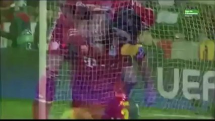 but Arjen Robben 0-1 Barcelone Bayern Munich