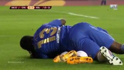David Luiz golazo 3-1 Chelsea - FC Basel