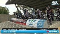 Finale Elite Dames Manche 8 Coupe de France BMX à Mours Romans 2013