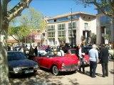 rassemblement véhicules anciens à Millau (05/05/13)