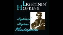 Lightnin' Hopkins - Penitentiary Blues