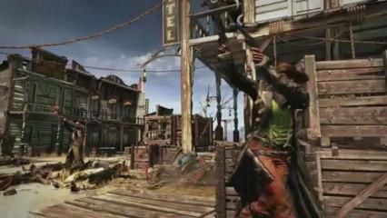 The Story of Silas Greave de Call of Juarez Gunslinger