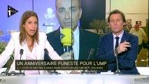 """Jean-François Copé dénonce """"l'échec"""" de François Hollande"""