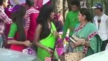 *Drashti Dhami* Madhubala EIEJ On Location Bollywood n Glamour Segment 06/05/2013