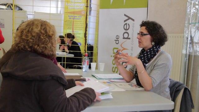 Rencontres Intercommunales de Travail et de l'Emploi 2013