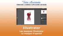 Les masques Illustrator - Le masque d'opacité (1/2)