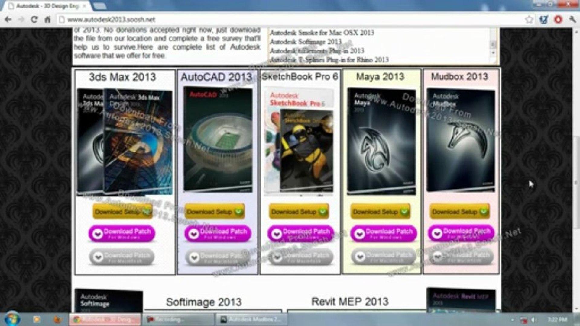 Download Autodesk Revit MEP 2013 Full Version for FREE
