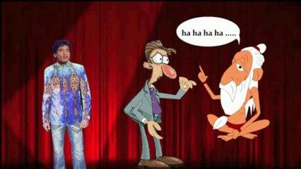 Raju Srivastav Comedy Show - Nakli Baba