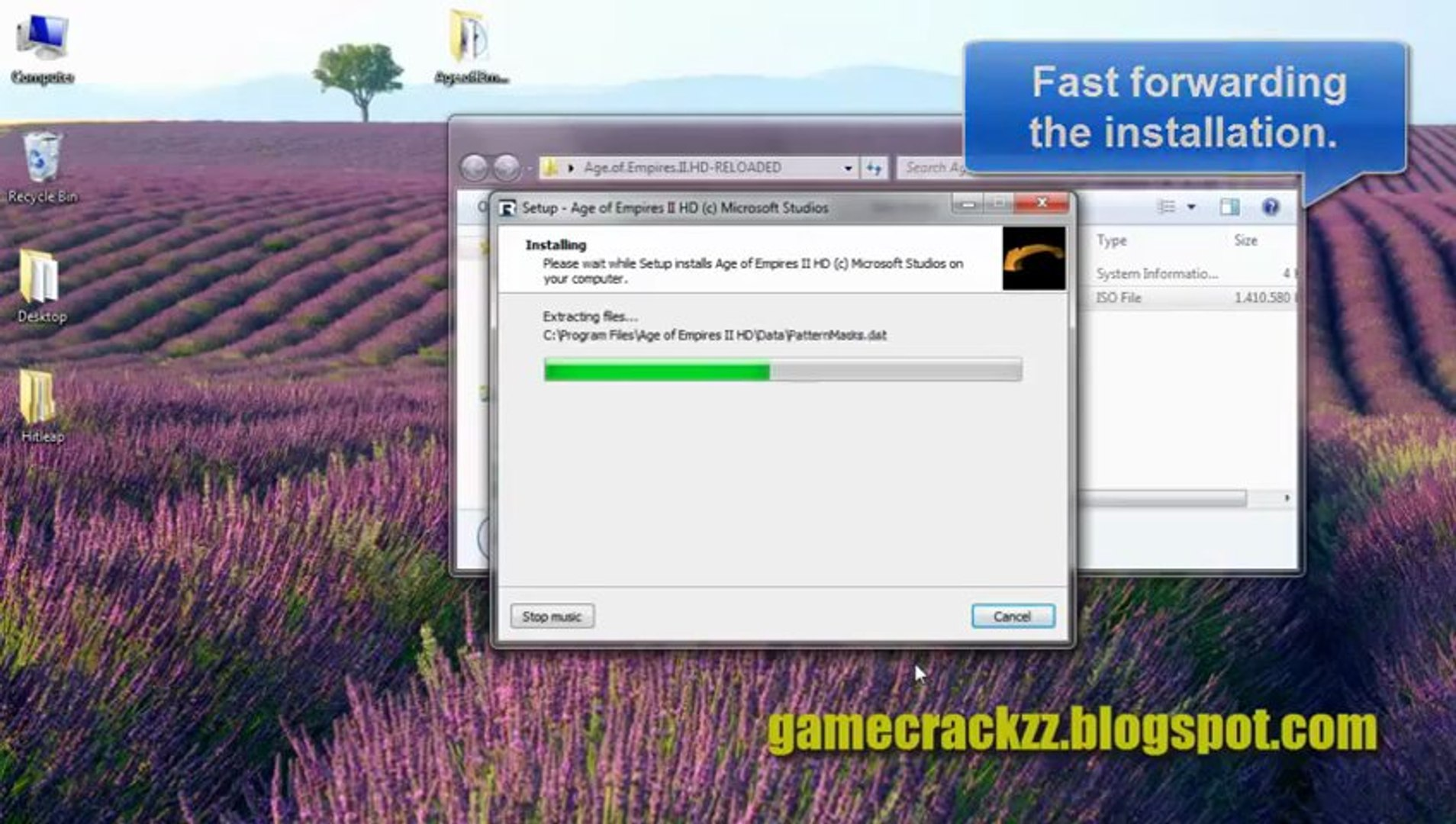Age of Empires 2 HD Reloaded with Crack - Tutorial with download links