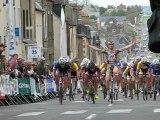 Tour de la Manche 2013 - Benoît Sinner gagne la 4e étape au sprint