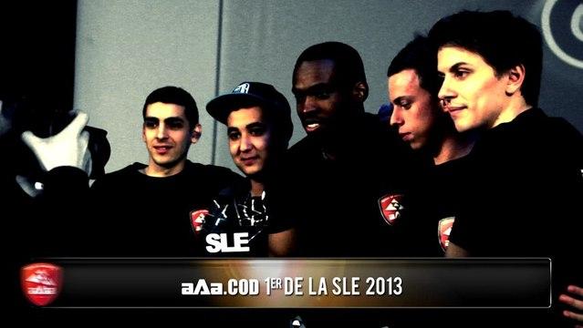 Les aAa.CoD à la South Lan Event 2013