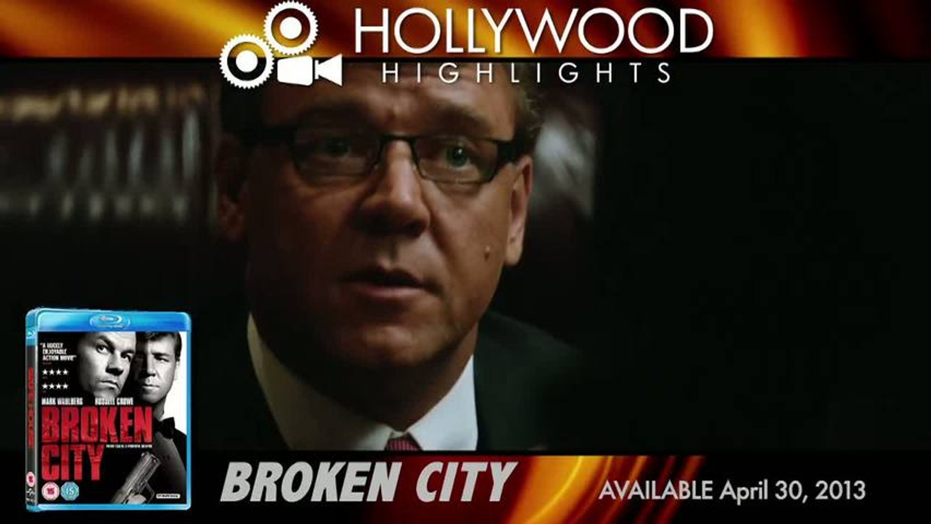 Mark Wahlberg & Russell Crowe in the Hollywood Highlights DVD-Blu-Ray Pick of the Week
