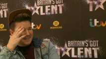 Britain's Got Talent's Alex Keirl on his audition