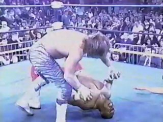 54. 93-02-21 Chris Benoit vs. 2 Cold Scorpio (SuperBrawl III)