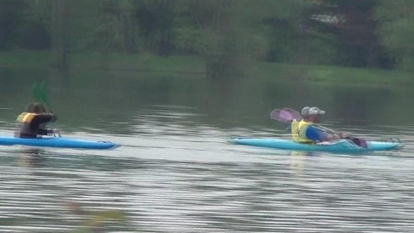 Kayak CM1 - Saint Jean des Vignes - SJDV - Mai 2013