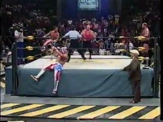 65. 95-04-15 Vader & Arn Anderson vs. Stars & Stripes (WCW Saturday Night)