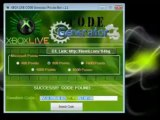 Free Xbox 360 Live Code Generator and xbox live gold membership Codes 2013